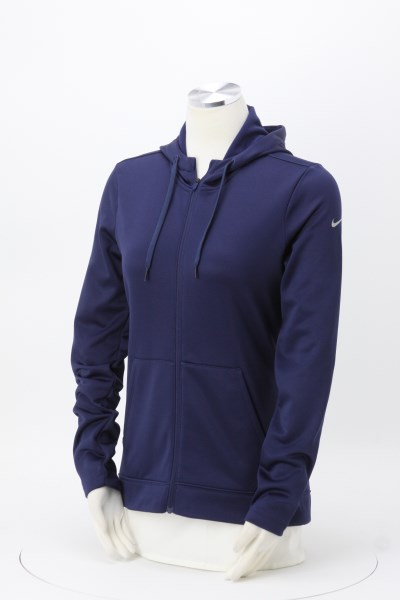 Nike Thermal Fit Full-Zip Hoodie - Ladies' 360 View