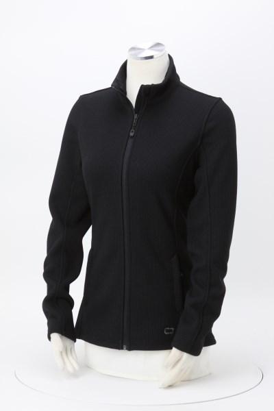 e6c2396f2 OGIO Ribbed Fleece Jacket - Ladies'