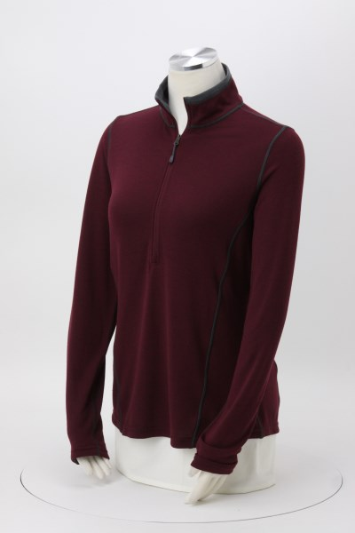 Storm Creek Feather Sweater 1/2-Zip Pullover - Ladies' 360 View