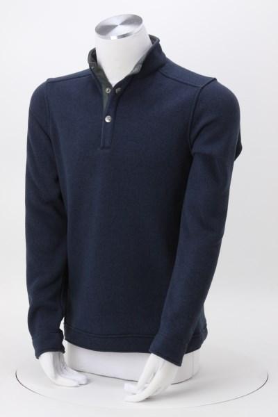 Storm Creek Sweater Fleece Snap Front Pullover - Men's 360 View