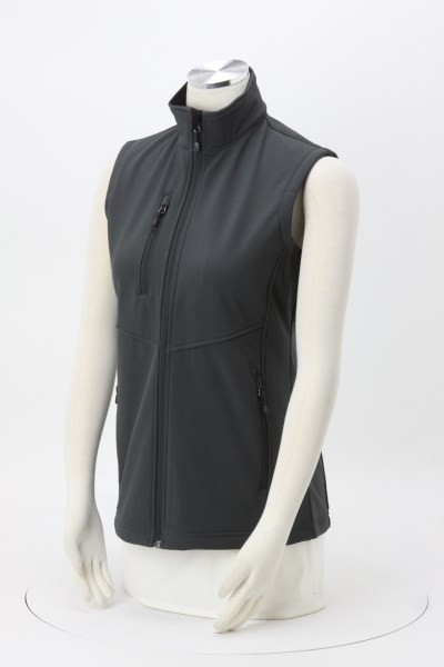 Storm Creek Microfleece Lined Soft Shell Vest - Ladies' 360 View