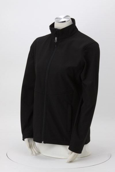 Storm Creek Microfleece Lined Soft Shell Jacket - Ladies' 360 View