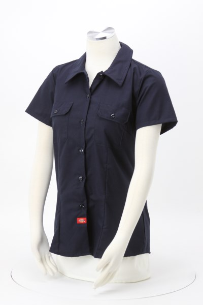 Dickies 5.5 oz. Work Shirt - Ladies' 360 View