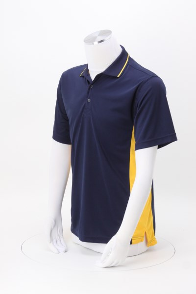 Cool & Dry Sport Two-Tone Polo - Men's 360 View