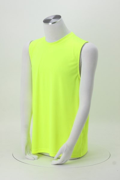 Zone Performance Muscle Tank - Men's 360 View