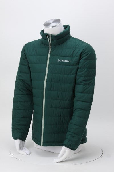 Columbia Oyanta Trail Insulated Puffer Jacket - Men's 360 View