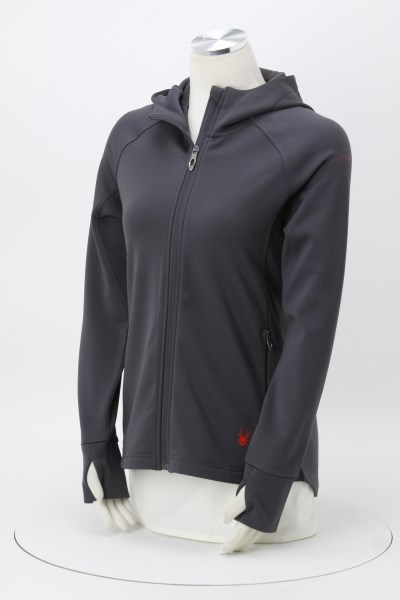 Spyder Hayer Hooded Fleece Jacket - Ladies' 360 View