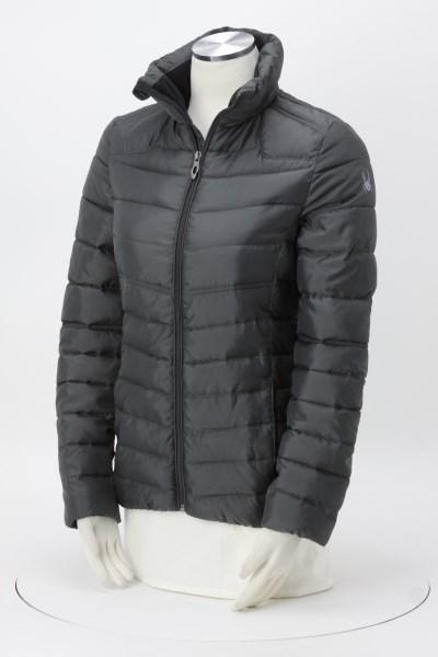 4imprint Com: Spyder Supreme Puffer Jacket - Ladies' 148589-L