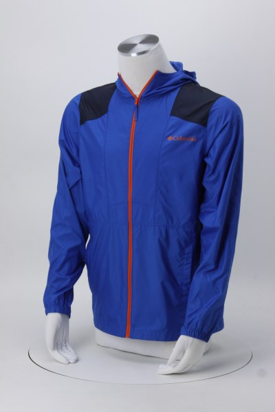 Columbia Flashback Full-Zip Windbreaker 360 View