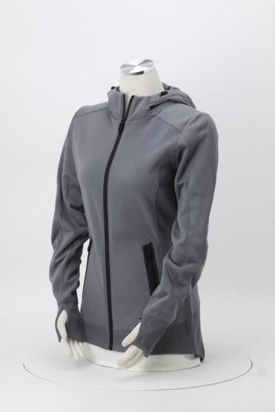 New Era Avenue Full-Zip Hoodie - Ladies' - Embroidered 360 View