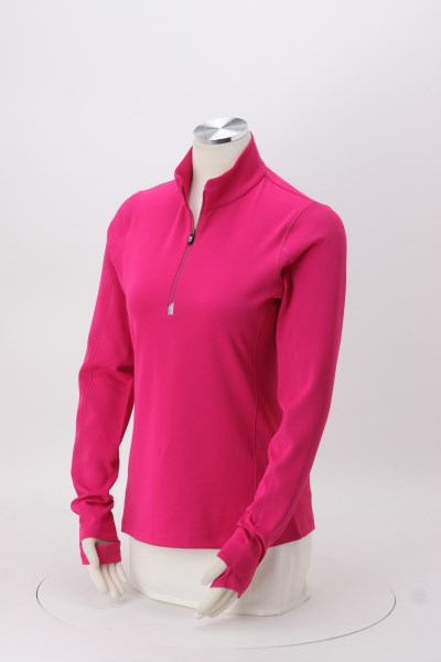 Cutter & Buck Traverse 1/2-Zip Pullover - Ladies' 360 View