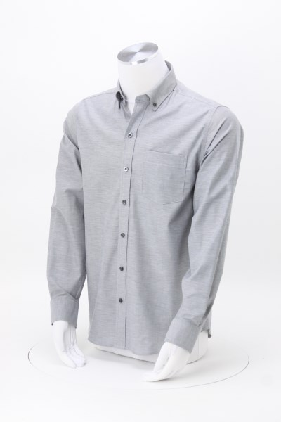 Cutter & Buck Epic Easy Care Stretch Oxford - Men's 360 View