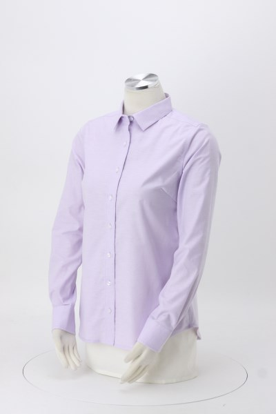 Cutter & Buck Epic Easy Care Stretch Oxford - Ladies' 360 View