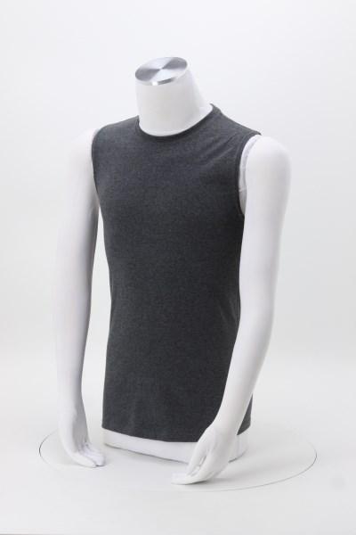 Jerzees Dri-Power 50/50 Sleeveless T-Shirt - Men's - Colors 360 View