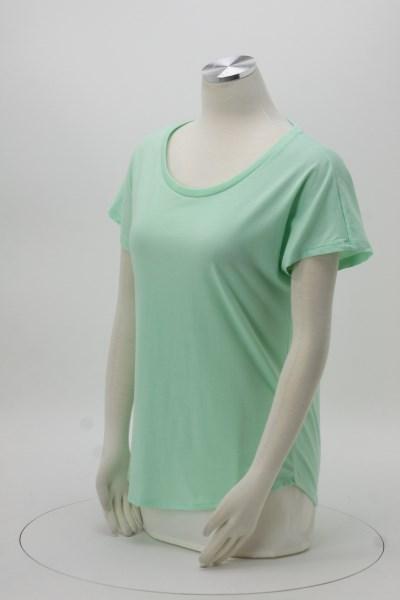 Next Level Ideal Dolman T-Shirt - Ladies' 360 View