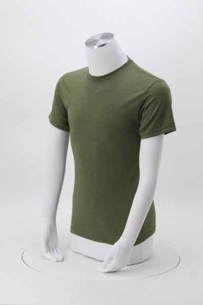 Next Level Tri-Blend Crew T-Shirt - Men's - USA Made 360 View