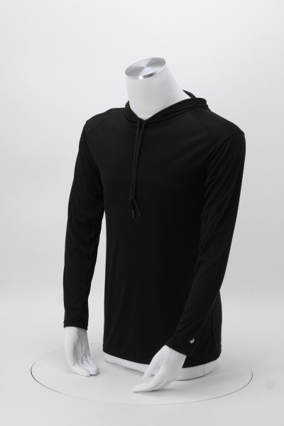 Badger Sport B-Core Hooded T-Shirt 360 View