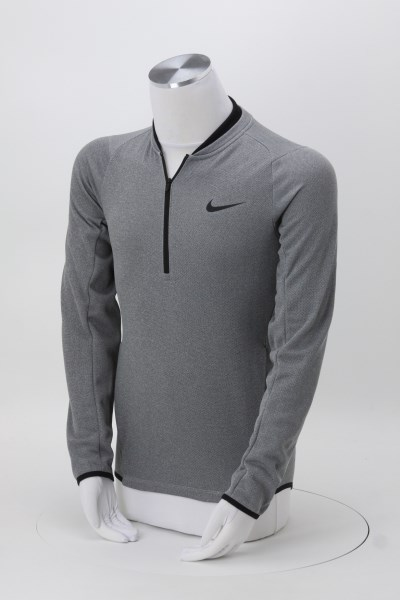 Nike Textured Thermal Fit 1/2-Zip Pullover 360 View