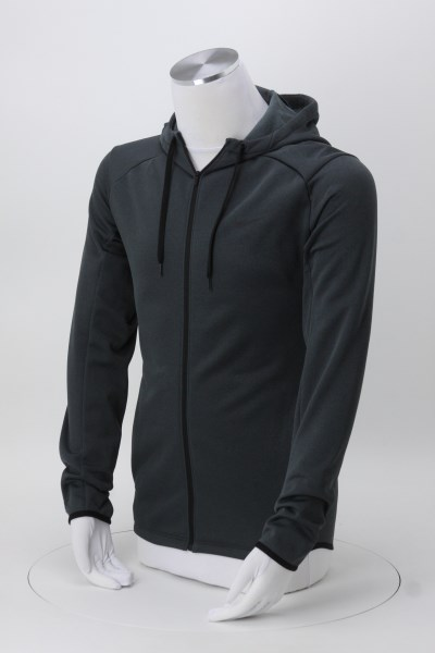 ced717524dd1 4imprint.com  Nike Textured Thermal Fit Full-Zip Hoodie 150329
