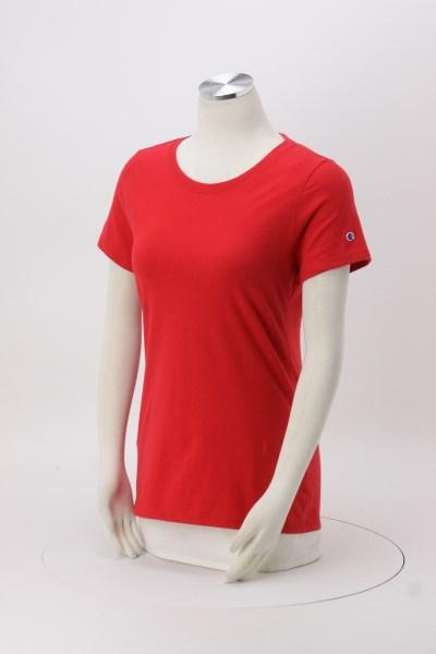 Champion Premium Classics T-Shirt - Ladies' - Screen 360 View