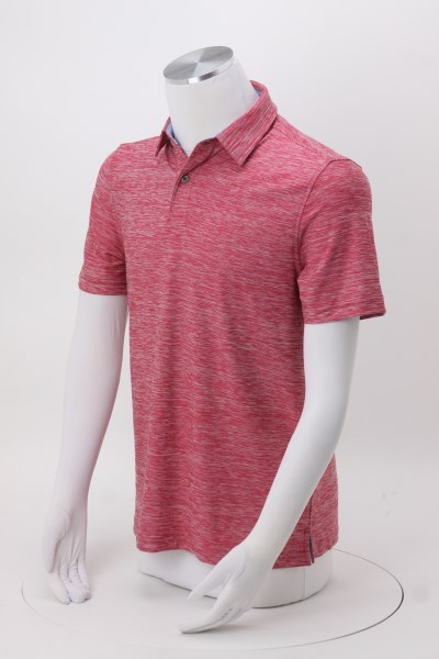 IZOD Space-Dyed Polo 360 View