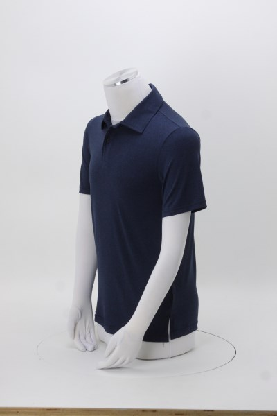 Weatherproof Cool Last Heather Luxe Polo - Men's 360 View