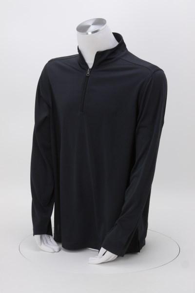 Harriton Advantage Snag Resistant 1/4-Zip Pullover - Men's 360 View