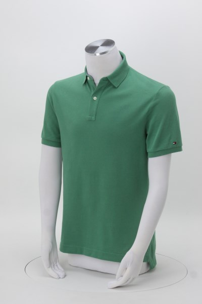 Tommy Hilfiger Ivy Pique Polo - Men's 360 View