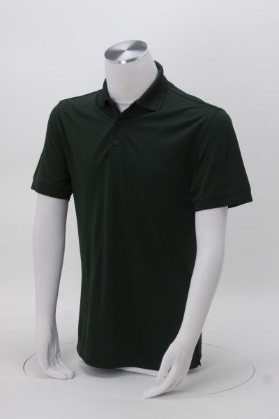 Optimum Snag Proof Pique Polo 360 View