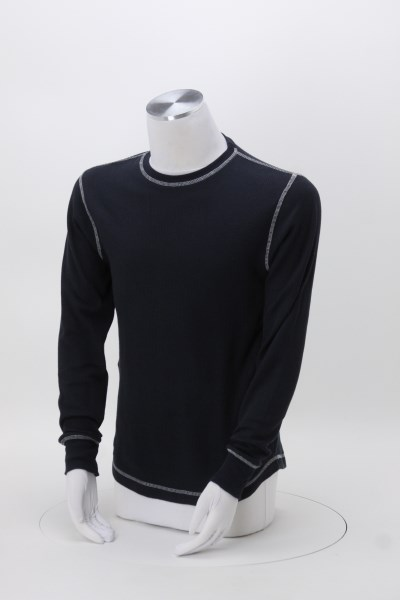 J. America Vintage LS Thermal T-Shirt 360 View