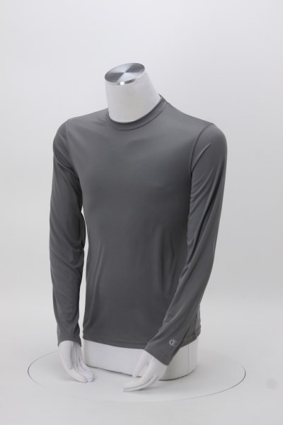 Champion Double Dry Performance LS T-Shirt - Men's 360 View