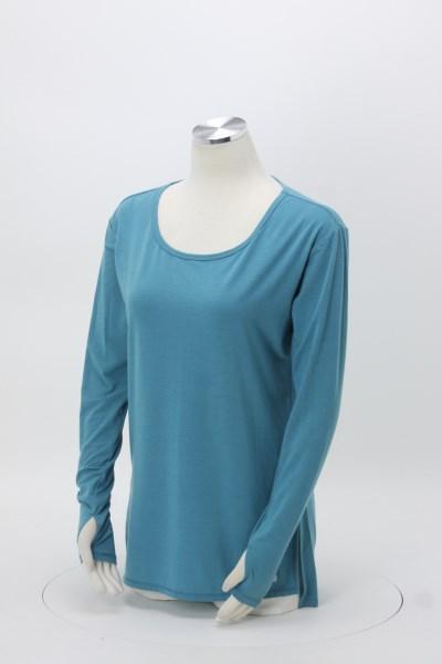 OGIO Spark Long Sleeve Tunic - Ladies' 360 View