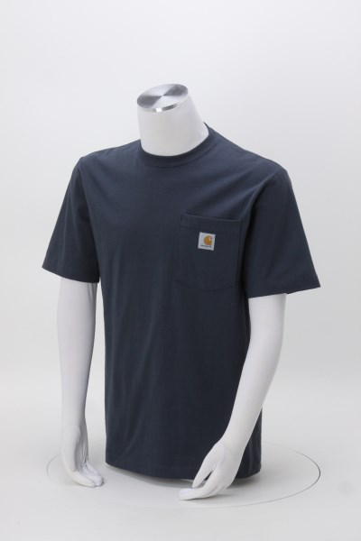 Carhartt Workwear Pocket T-Shirt 360 View