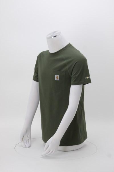 Carhartt Force Cotton Delmont T-Shirt 360 View