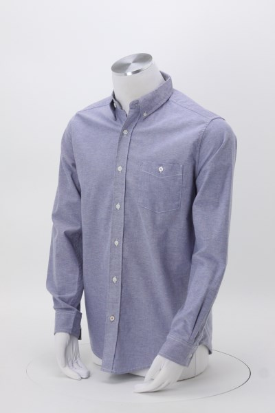 Weatherproof Vintage Stretch Brushed Oxford Shirt - Men's 360 View