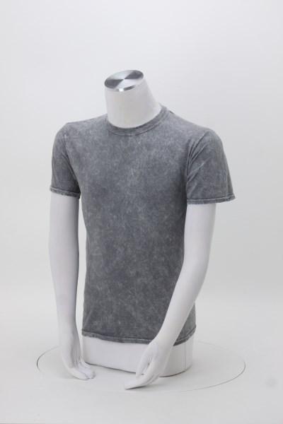 Tie-Dye Vintage Wash T-Shirt 360 View