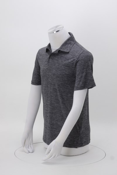 Weatherproof Cool Last Two-Tone Luxe Polo 360 View