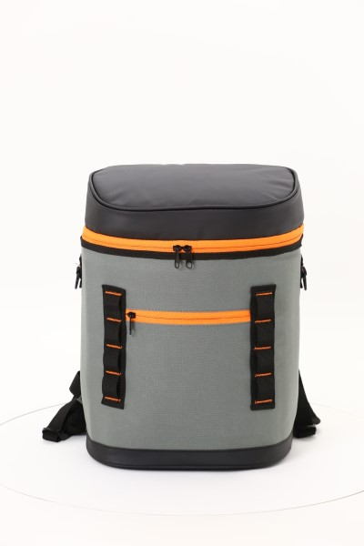 Branson Backpack Cooler - 24 hr 360 View
