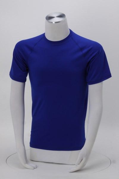 820e10b3e 4imprint.com  Holloway Dry-Excel Swift Wicking T-Shirt 151955