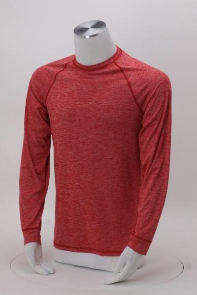 55a9cf4ef 4imprint.com  Holloway Electrify 2.0 LS T-Shirt 151954-LS