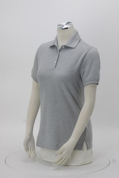 37a3f2bf 4imprint.com: IZOD Advantage Performance Polo - Ladies' - Heather ...