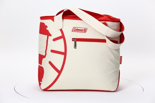 Coleman 28-Can Boat Tote Cooler - Embroidered 360 View