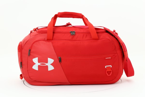 Under Armour Undeniable Medium 4.0 Duffel - Embroidered 360 View