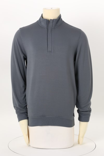 TravisMathew 1/4-Zip Fleece Pullover 360 View