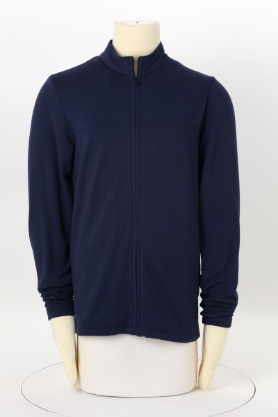 TravisMathew Full-Zip Fleece Sweatshirt 360 View