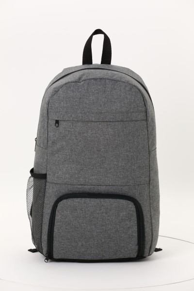 Everyday Backpack with Insulated Compartment 360 View