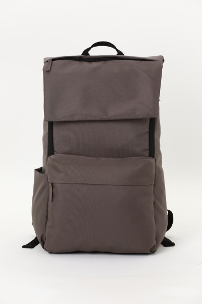 Merritt RPET Backpack 360 View