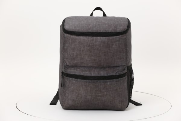Excursion RPET Backpack Cooler 360 View