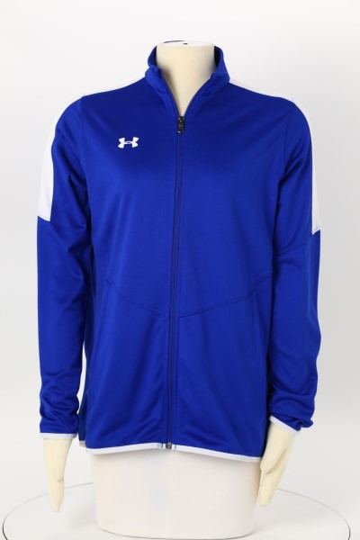 Under Armour Rival Knit Jacket - Ladies' 360 View
