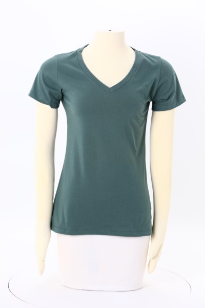Next Level Performance V-Neck T-Shirt - Ladies' 360 View